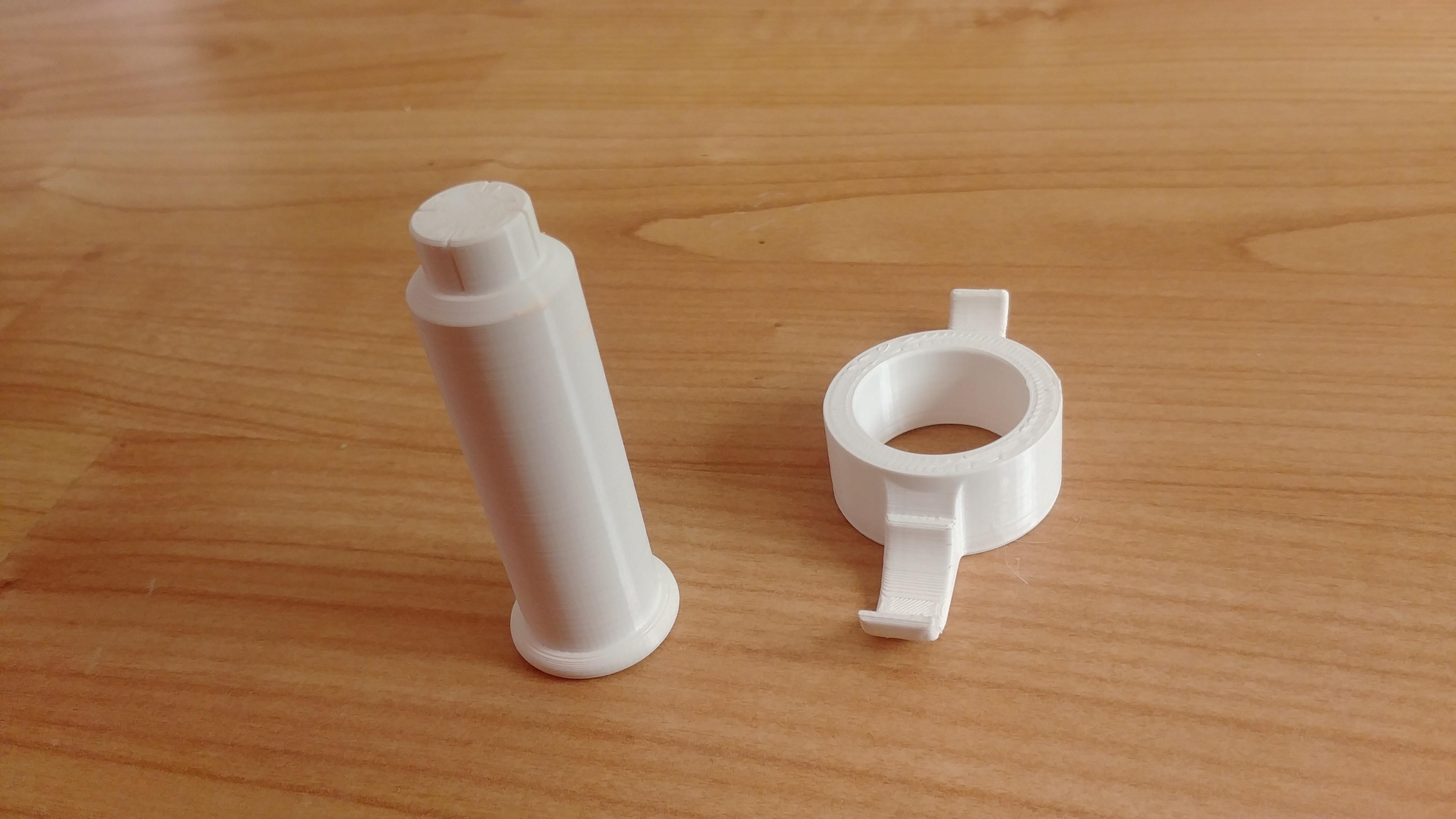 20180402_141039.jpg Download free STL file Play-Doh Doh Vinci Extruder • Design to 3D print, Marcin_Wojcik