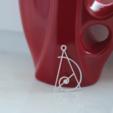 Descargar modelos 3D gratis Collar Fibonacci & Triángulo de Oro, Marcin_Wojcik