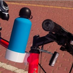 Free 3d model Cup Holder for bike, Marcin_Wojcik