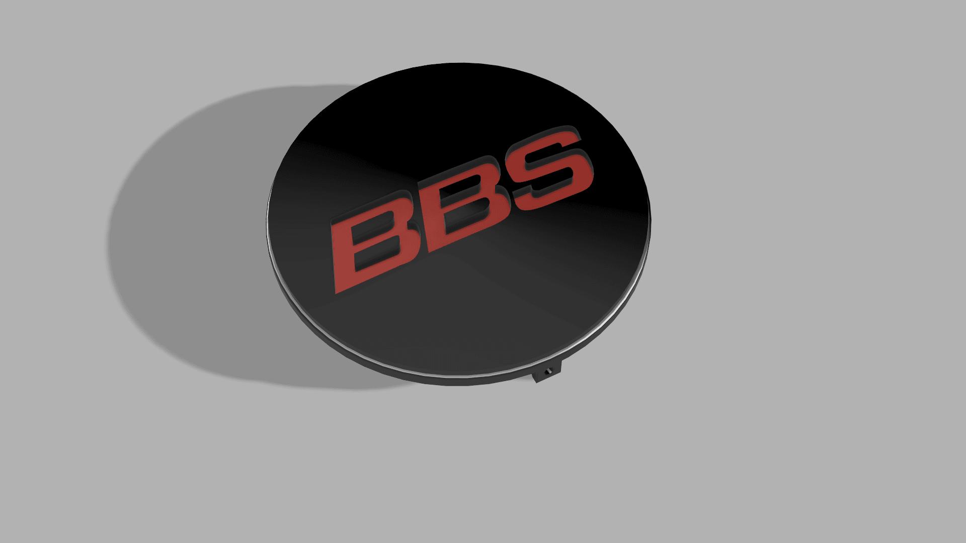 LIGHT_COVER 2 picture 2.png Download STL file Golf mk2 BBS Light Cover • 3D printer object, Marcin_Wojcik