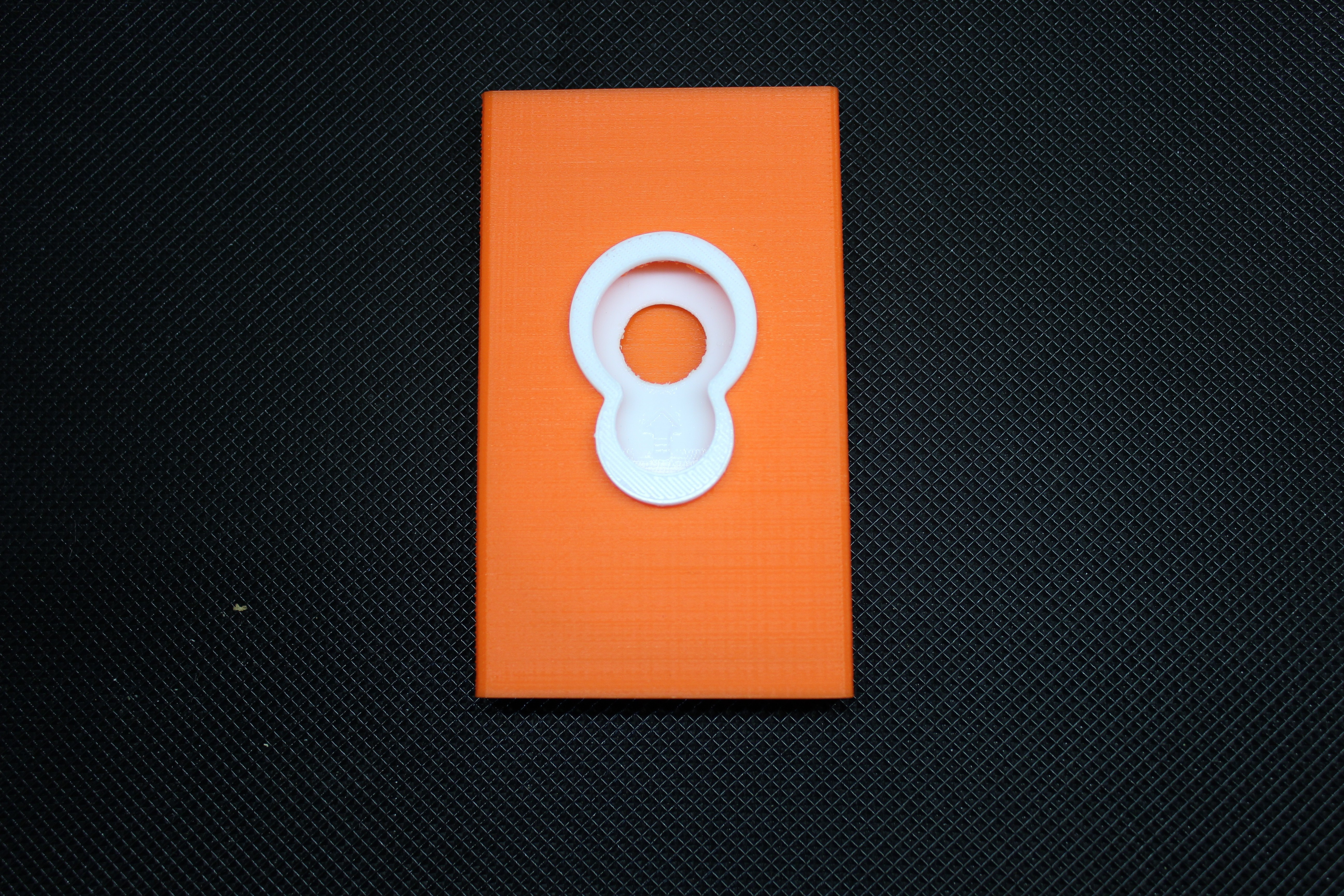 IMG_6803.JPG Download free OBJ file Business card holder Magigoo Logo • 3D printable design, F722