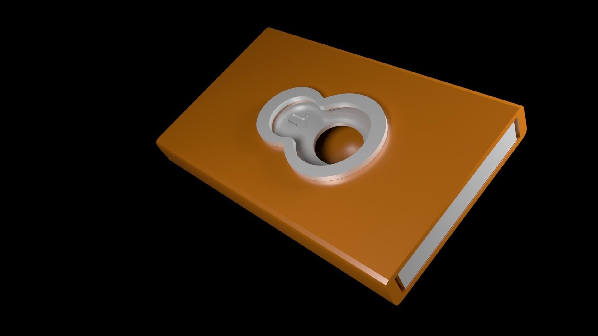 Magigoo.jpeg Download free OBJ file Business card holder Magigoo Logo • 3D printable design, F722