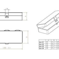 Free stl box, zibi36