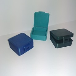 Download free 3D printer designs box 28x32x14mm, zibi36