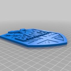 Download free 3D printer templates Brams, simonbramley