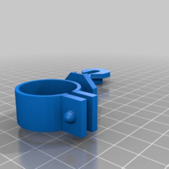 Download free 3D print files Klickfast 24 mm torch holder, simonbramley