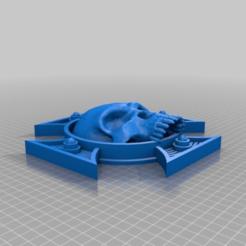 Download free STL file Crux Terminatus Warhammer 40k • 3D printer model, simonbramley