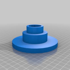 Download free 3D printer templates Back plate, simonbramley