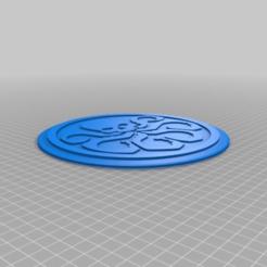 Download free 3D printing files Captain Amarica Hydra, simonbramley
