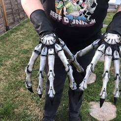 Download STL file Bone Finger Updated  • 3D printable object, simonbramley