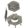 Screen Shot 2020-06-02 at 3.43.49 PM.png Download STL file Islamic Lantern • 3D printing model, ayfaridi