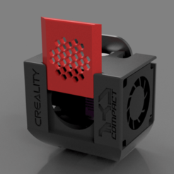 Screen Shot 2020-07-06 at 3.26.18 PM.png Download free STL file AYF Compact CR-10 Fan Shroud • 3D print model, ayfaridi