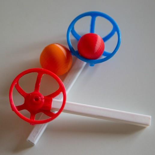 IMG_6748.jpg Télécharger fichier STL gratuit Jouet à billes flottant • Modèle pour imprimante 3D, ayfaridi