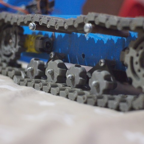 P4230672.JPG Download free STL file RC Soviet tractor DT-75 Kazakhstan (1\10 scale) • 3D printer design, gamebox13