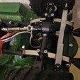Imprimir en 3D gratis ZIL-157 - Camión RC con transmisión WPL, gamebox13