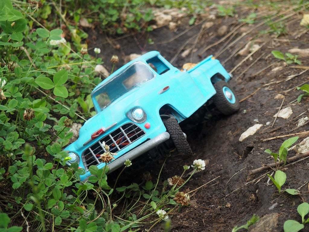P8021073.JPG Download free STL file RC Chevrolet 3100 • Design to 3D print, gamebox13