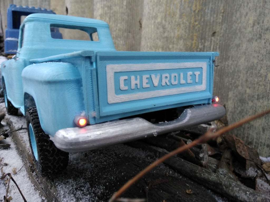 IMG_20200223_142846.jpg Download free STL file RC Chevrolet 3100 • Design to 3D print, gamebox13