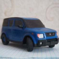 P1300330.JPG Download free STL file Honda Element • 3D printer object, gamebox13