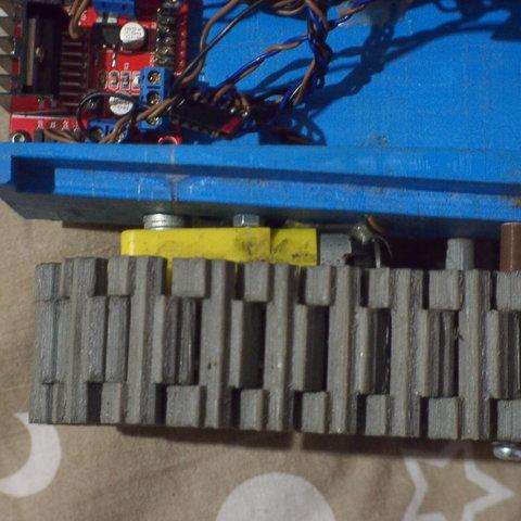 P4230670.JPG Download free STL file RC Soviet tractor DT-75 Kazakhstan (1\10 scale) • 3D printer design, gamebox13