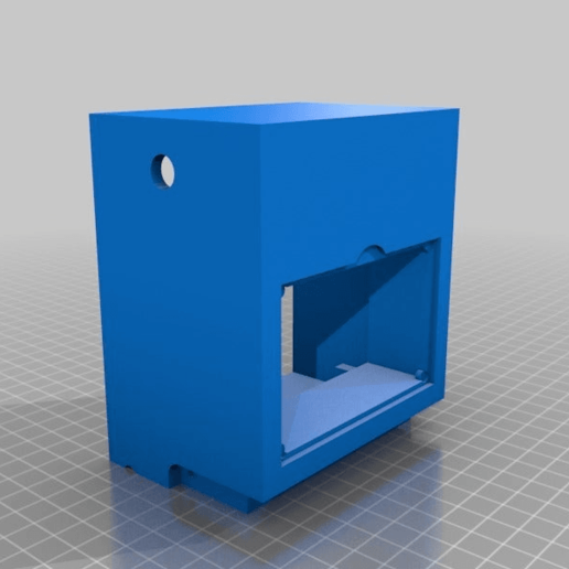 219bf6e8a1340b63ae3eb59fb065ab74.png Download free STL file Boombastic - portable old school music player • 3D printer design, gamebox13