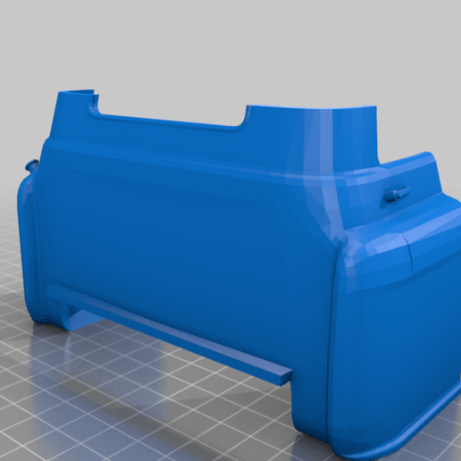 cabin1.png Download free STL file RC Chevrolet 3100 • Design to 3D print, gamebox13