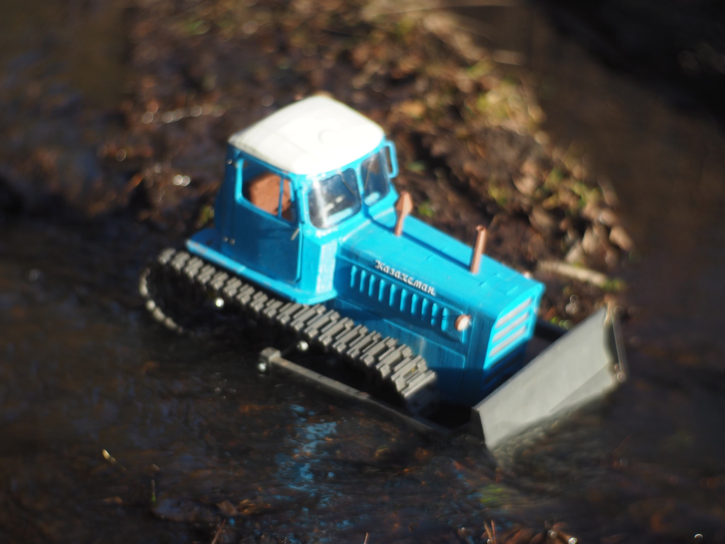 P4140521.JPG Download free STL file RC Soviet tractor DT-75 Kazakhstan (1\10 scale) • 3D printer design, gamebox13