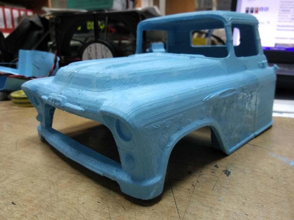 IMG_20190719_111012.jpg Download free STL file RC Chevrolet 3100 • Design to 3D print, gamebox13