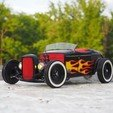 Download 3D printing files  Hot Rod, gamebox13