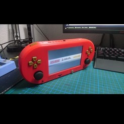 Download free 3D printer files GamePi 2 - Update 1, araymbox