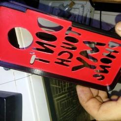 Télécharger objet 3D capot motorola e4, zzzzzcav