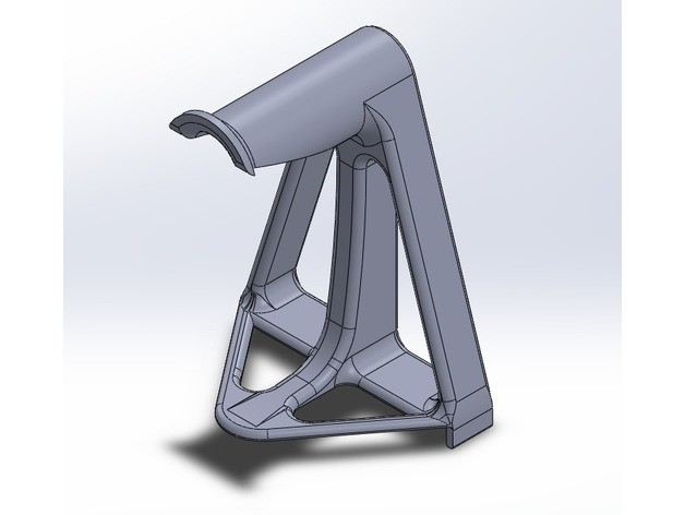 f9de1a45fcef9eec2a9b17d14b92784e_preview_featured.jpg Download free STL file TEVO Tornado Filament Holder • 3D printable model, 3D_Cre8or