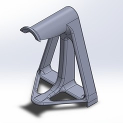 Free stl files TEVO Tornado Filament Holder, 3D_Cre8or