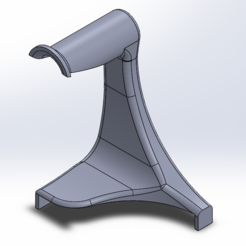 Free stl file TEVO Tornado Filament Holder 2, 3D_Cre8or
