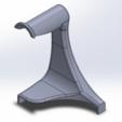 Filament Holder 2 Picture.PNG Download free STL file TEVO Tornado Filament Holder 2 • 3D print design, 3D_Cre8or