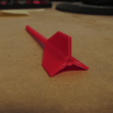 Free stl files Compressed Air Can Rocket, 3D_Cre8or