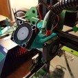 Download free STL file Upgraded TEVO Tornado Hot End Fan Mount, 3D_Cre8or