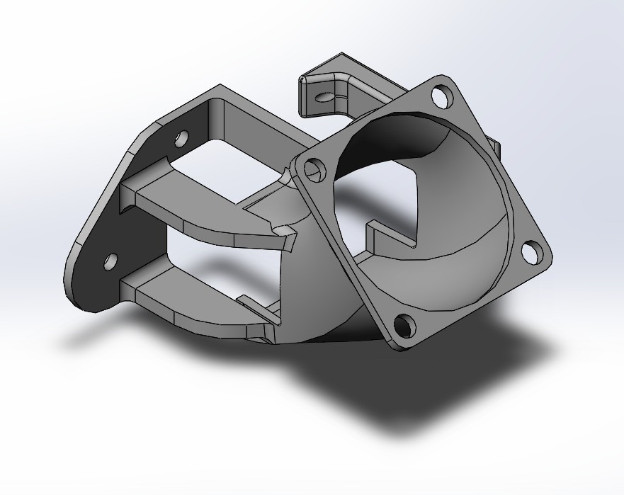 3435bd353b284f9a8767ce1ded339ce0_display_large.jpg Download free STL file Upgraded TEVO Tornado Hot End Fan Mount • 3D print object, 3D_Cre8or