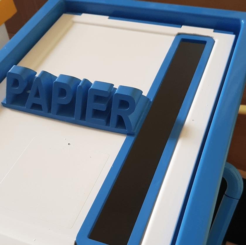 Capture d'écran 2018-04-25 à 11.23.09.png Download free STL file Paper Slot for letterboxes • 3D printer design, Lau85