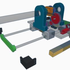 Télécharger fichier 3D Culasse de vol, tincho_427