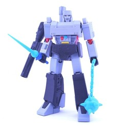 Télécharger STL ARTICULATED GUNMASTER (NOT G1 MEGATRON) - NO SUPPORT, Reza_Aulia