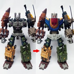 fichier 3d Jinbao Not Bruticus Upgrade Kit G1 Ver Version, Reza_Aulia