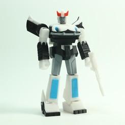 Descargar diseños 3D gratis Los Transformadores G1 merodean - No hay apoyo, Toymakr3D