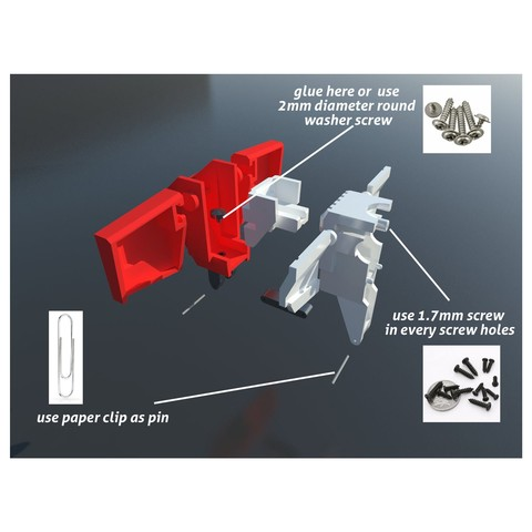6.jpg Download STL file KO TFC Uranos Upgrade Kit IDW Ver • 3D printer object, Toymakr3D