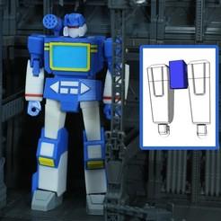 Soundupgrade.jpg Download free STL file Soundmaster Upgrade Kit - No Supports • 3D print object, Toymakr3D