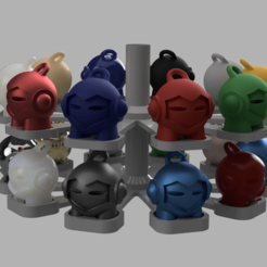 Download free 3D printing models 3Dhubs Marvin Stand, RClout3D