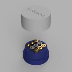 Descargar archivo 3D gratis Caja de boquillas (Volcano), RClout3D