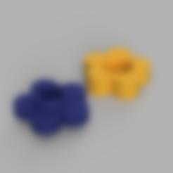 Free STL SD card flower box, RClout3D