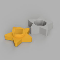 Free 3D file Star box for SD card, RClout3D