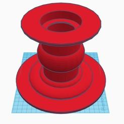 columna 1.jpg Download STL file Cake column • 3D printable object, cqcretador123