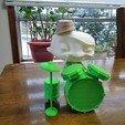 Download 3D printer templates Mini beat power rockers, scorpiomirc